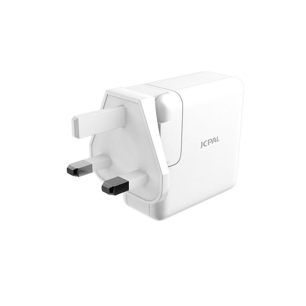 USB-C PD Travel Charger with USB Port for iPhone 12 Mini / iPhone 12 / iPhone 12 Pro / iPhone 12 Max