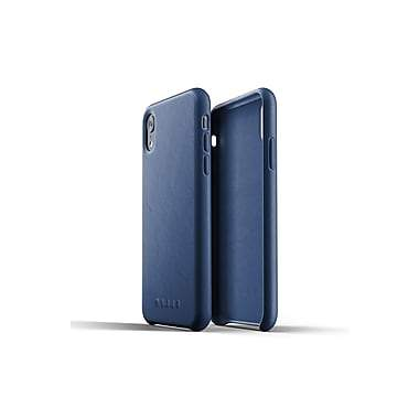 Mujjo Full Leather Case for iPhone XR