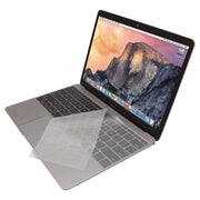 JCPal Keyboard Protector FitSkin Ultra Clear Keyboard Protector for MacBook 12""