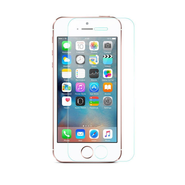 JCPal Screen Protector Preserver Classic Glass Screen Protector for iPhone SE