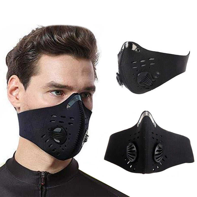 Breathable Protective Outdoor Cycling Mask