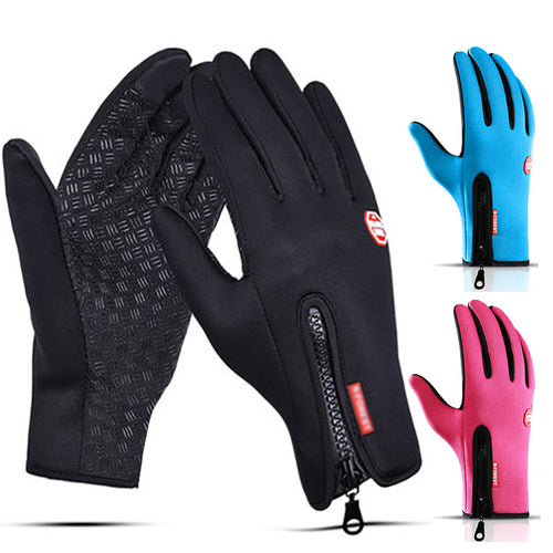 【🔥40%OFF】Heat-Retaining Waterproof Touchscreen Gloves