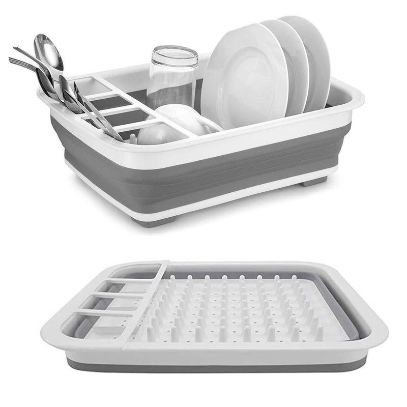 Foldable Dish Rack