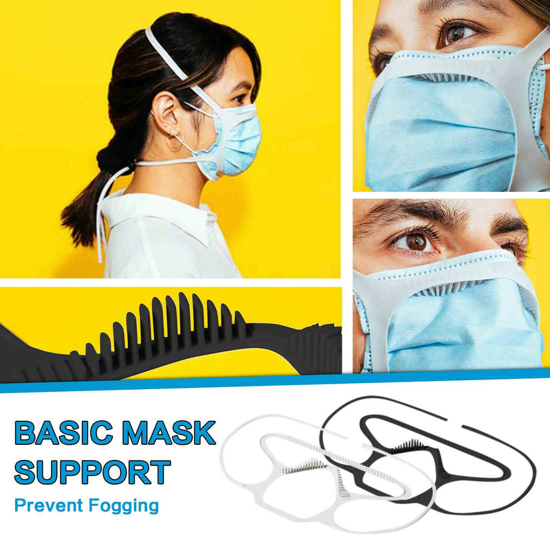 Adjustable Mask Support Prevent Fogging Holder(2PCS)