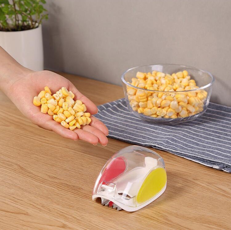 Corn Peeler with Hand Protector