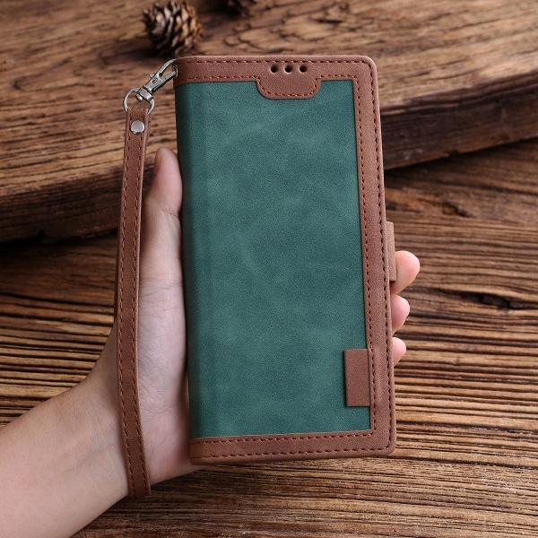 2021 ALL-New Shockproof Wallet Case For iPhone