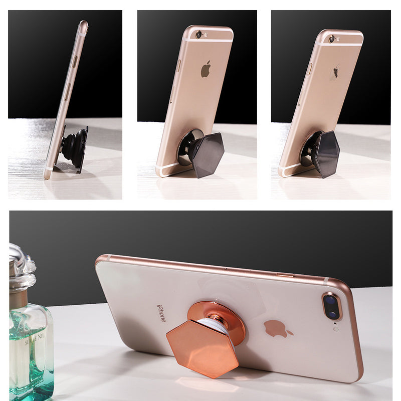 Hexagon Airbag Phone Holder(4Colors)