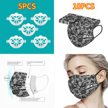 Load image into Gallery viewer, Adjustable 3D Mask Bracket Breathing Smoothly(5PCS/10PCS)