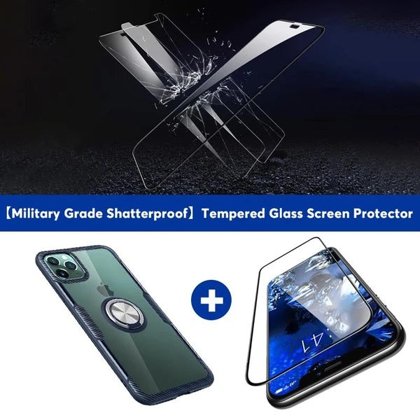 NEW Ultra Thin 4 in 1 Premium Nanotech Impact  iPhone Case