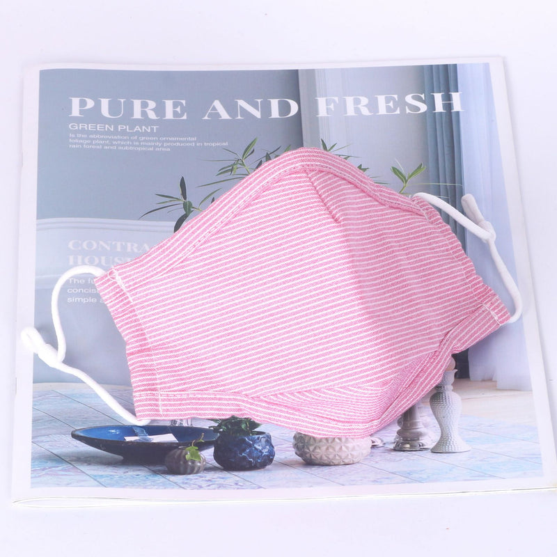 Pure Cotton Breathable Protective Mask(For Adult and Child)