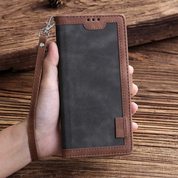 Shockproof Retro Wallet Case For Xiaomi Redmi-Series Case