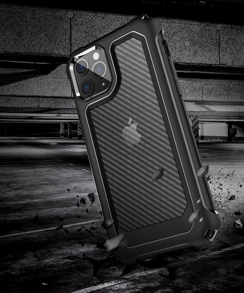 Luxury All-New Carbon Fiber Case For iPhone