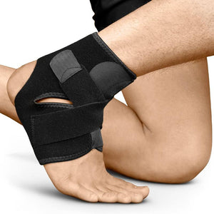 MODERATE -- SPORT Adjustable Ankle Brace