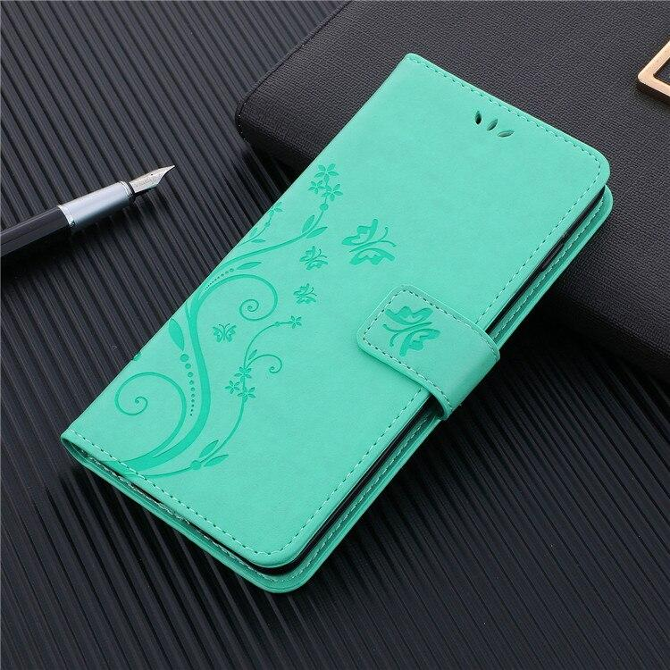 Samsung Galaxy A71(4G) PU Leather Embossed Butterfly Flower Case With Wrist Strap