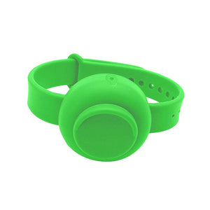 New-upgrade Wristband Dispenser Hand Washing Watch(15ml,2PCS)