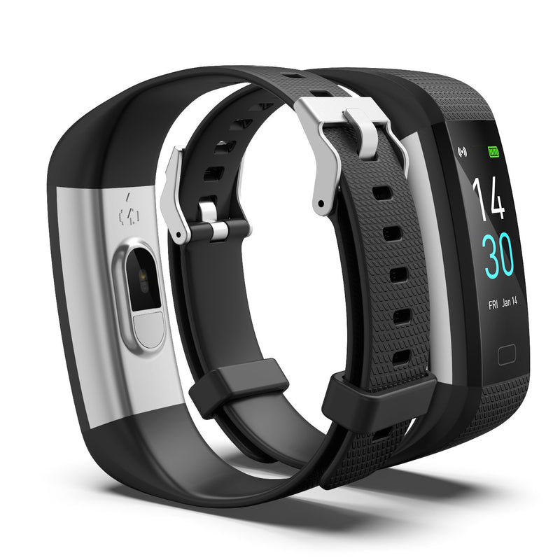 The New S5 2.0 Health  Smart ECG Blood Pressure Detection Bracelet