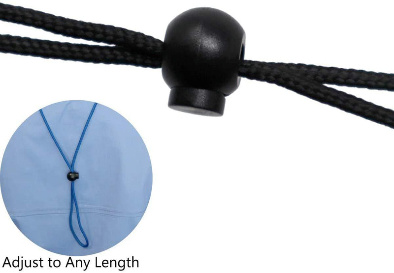 Adjustable Length Face Shield Lanyard(2Pcs/5Pcs)