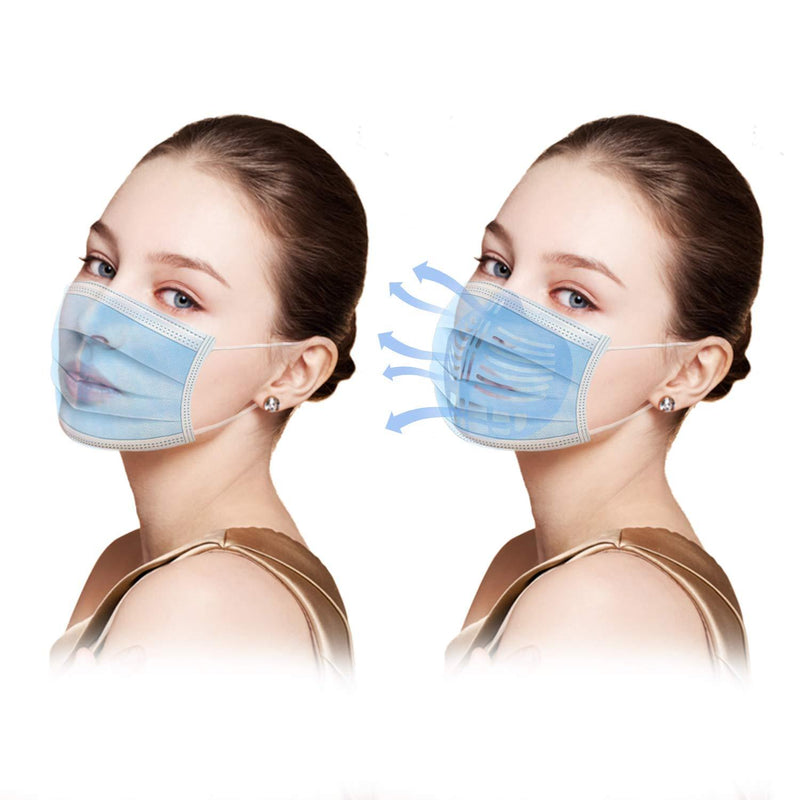 New-Upgraded 3D Bracket for Comfortable Mask Wearing(5PCS)