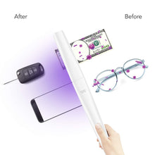 Load image into Gallery viewer, 59S UVC Sterilizer Travel-Size Foldable Handheld Wand