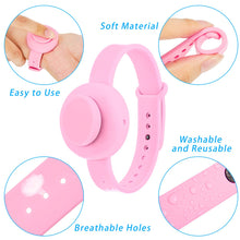 Load image into Gallery viewer, New-upgrade Wristband Dispenser Hand Washing Watch(15ml,2PCS)