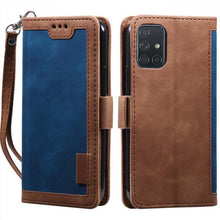 Load image into Gallery viewer, 2021 ALL-New Shockproof Wallet Case For Samsung A51(4G/5G)