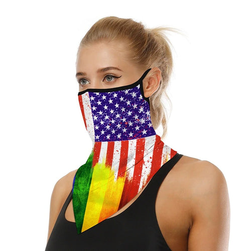 Outdoor Sport Cycling Multifunctional Headband Neck Scarf Mask