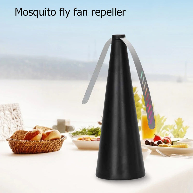 Fly Repellent Fan Keep Flies And Bugs Away From Your Food