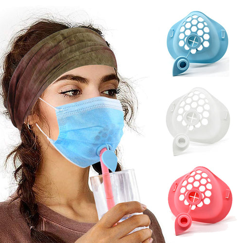Exclusive |Soft Mask Support Frame Capable of Drinking Water
