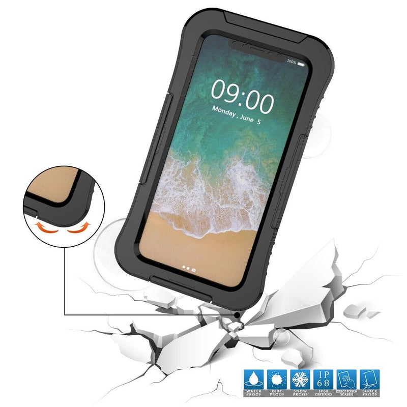 Funda impermeable IP68 Waterproof Case For iPhone