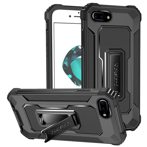 Strong Anti-Fall Metal Kickstand Case For iPhone 7Plus/8Plus