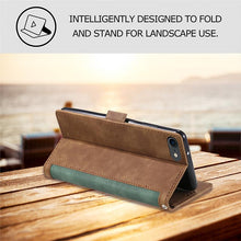 Load image into Gallery viewer, 2021 ALL-New Shockproof Wallet Case For iPhone 8