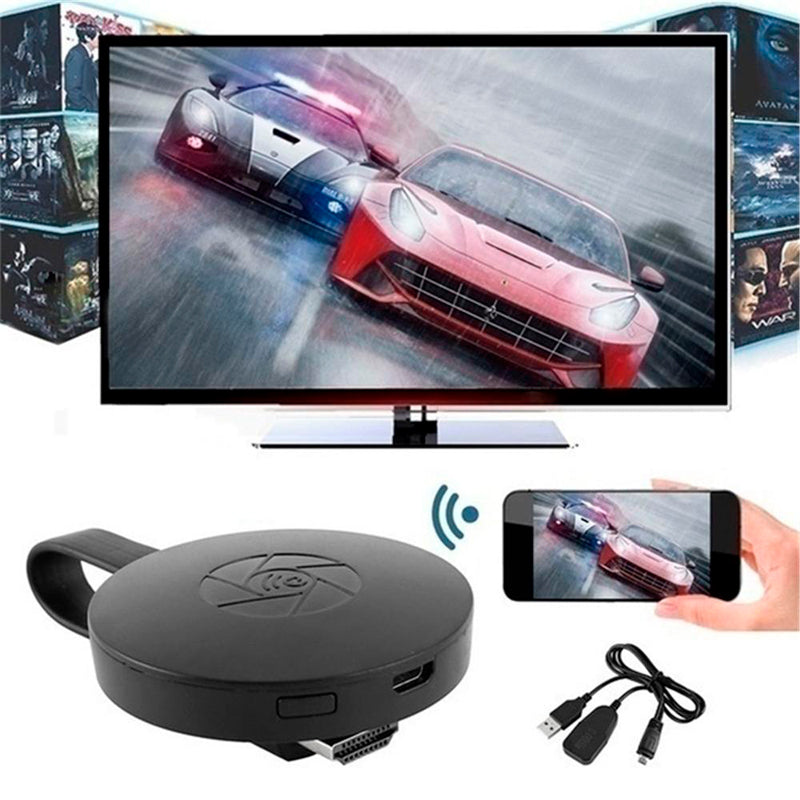 Last Day Promotion-50% OFF-Wireless HDMI Mirror Screen Adapter