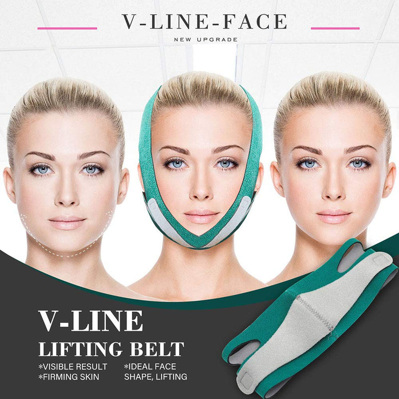 Facial Slimming Strap for Women Eliminates Sagging Skin Lifting Firming Anti Aging