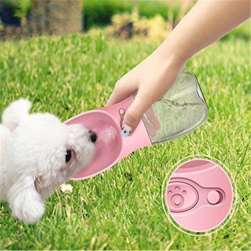 【⏰Limited Time on sale 50% OFF💰】Portable Dog Water Bottle