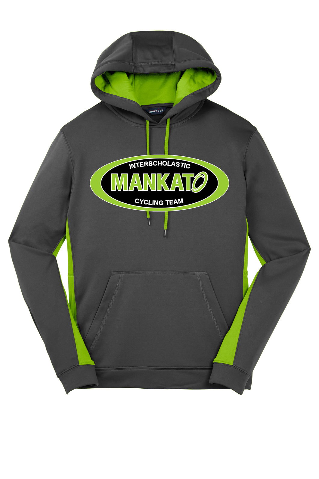 Team Hooded Pullover