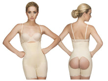 Load image into Gallery viewer, Isabelle Strapless Mid Thigh Body w/ Buttock Enhancer