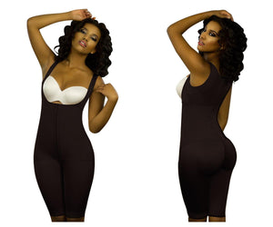 Marcelle High Back Full Body Shaper