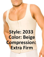 Load image into Gallery viewer, Latex Men Girdle Body Shaper