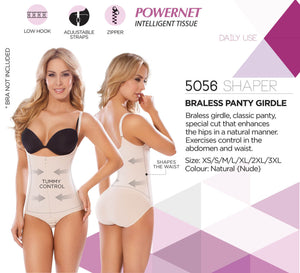 Maximum control Body Shaper