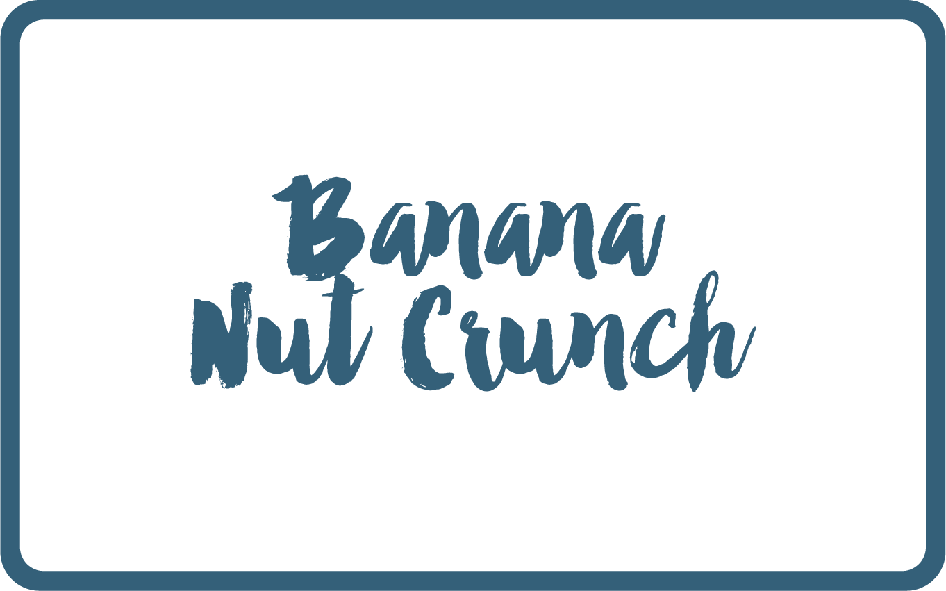 Banana Nut Crunch gelato - Butterknife Folk artisanal gelato - ice cream gelato delivery Singapore