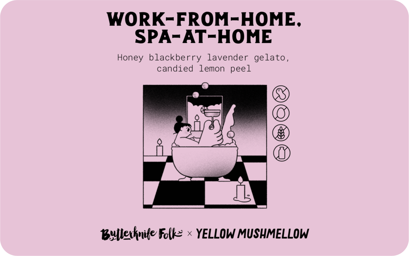 Work-From-Home, Spa-At-Home