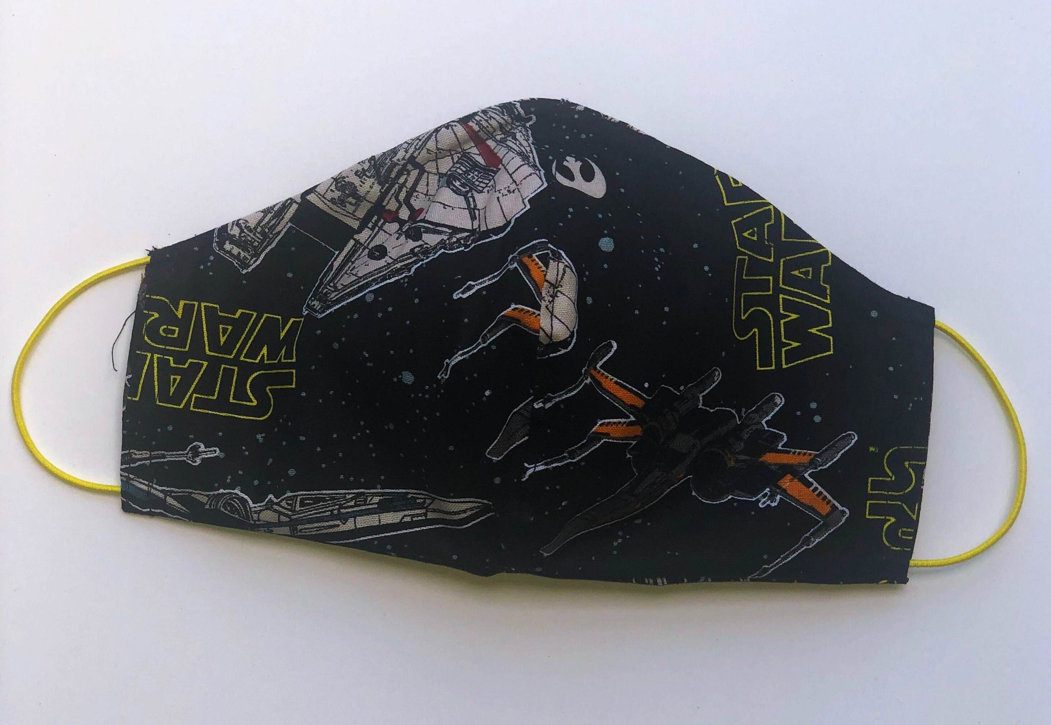 Space Wars face mask