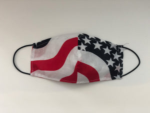 4th of July America Mask - Every Mask Counts