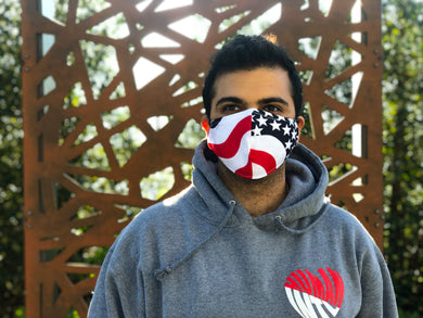 America' - Every Mask Counts