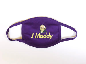 J Maddy Mask - Every Mask Counts