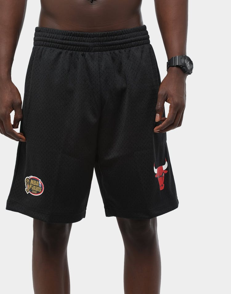 Mitchell & Ness Men's Chicago Bulls Team Mesh Shorts
