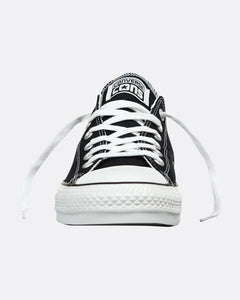 Converse CONS CTAS Pro Low Canvas Shoe - Blk/Blk/White