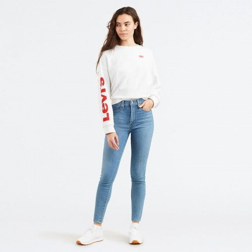 Levi's Ladies Mile High Super Skinny Jean