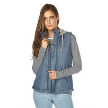 Load image into Gallery viewer, Elwood Ladies Shelley Puffer Vest