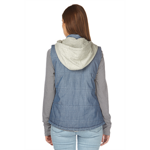 Elwood Ladies Shelley Puffer Vest